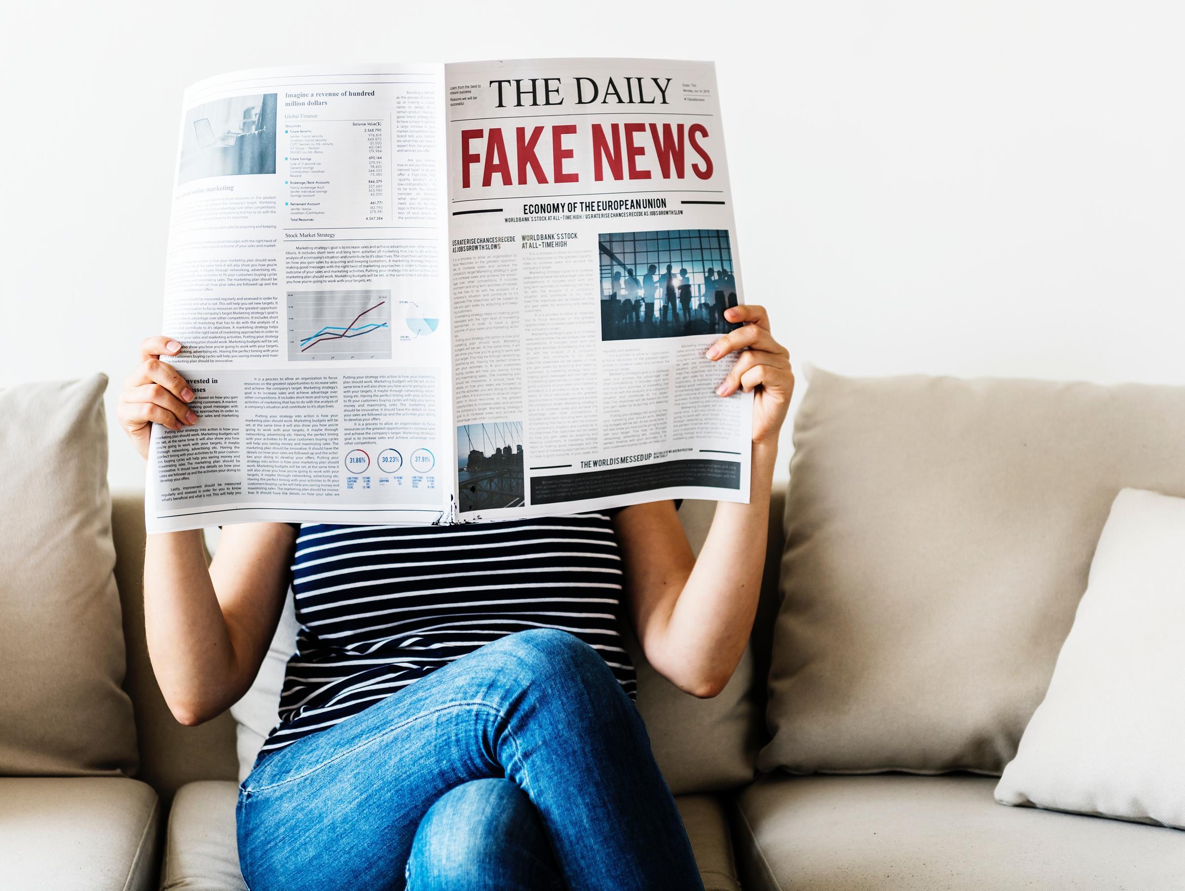 03 Coisas que Todo Assessor de Imprensa e Relações Públicas precisa saber sobre Fake News