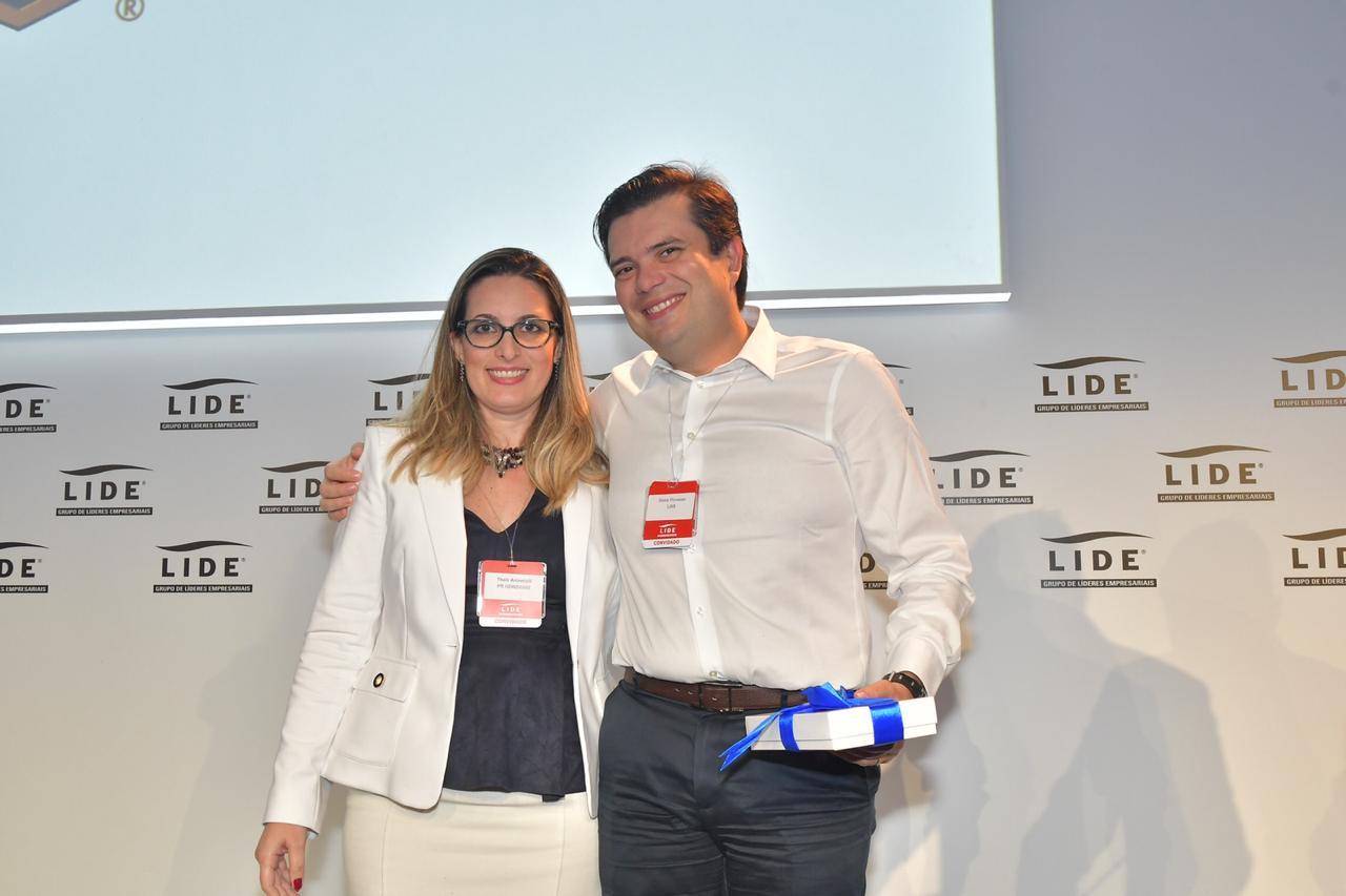 Thais Antoniolli -PR Newswire - Grupo LIDE